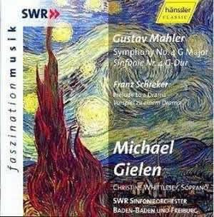 Franz Schreker - Oeuvres symphoniques Gielen